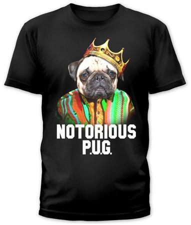 Notorious P.U.G. (slim fit) T-shirts