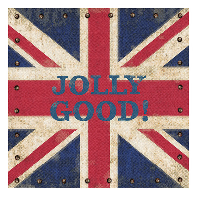 Jolly Good! Prints by Sam Appleman