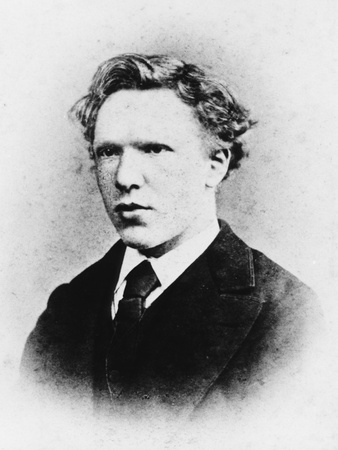 Vincent Van Gogh, 18 Years Old Photographic Print