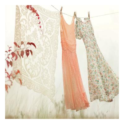 Breezy Dresses Prints by Mandy Lynne