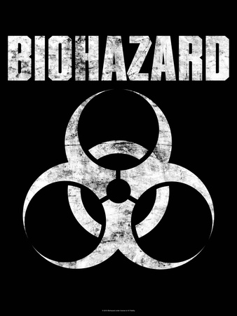 Biohazard Logo Prints