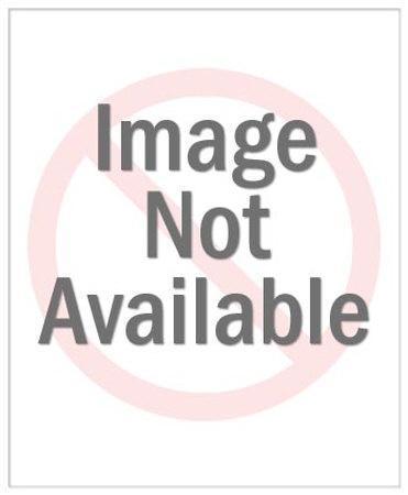 Black Cat Licking Lips Posters af  Pop Ink - CSA Images