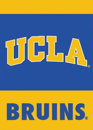 NCAA UCLA Bruins 2-Sided Garden Flag Flag