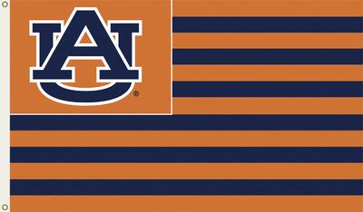 NCAA Auburn Tigers Flag with Grommets Flag