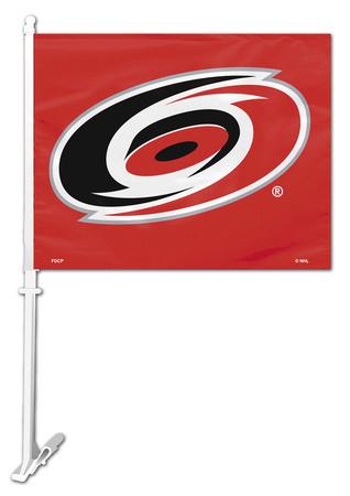 NHL Carolina Hurricanes Car Flag Flag