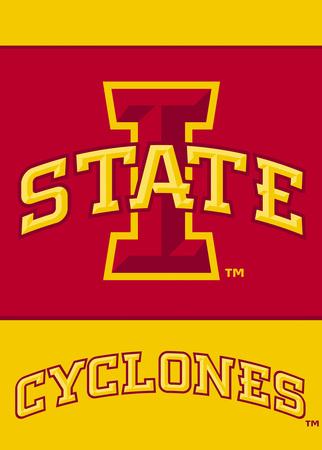 NCAA Iowa State Cyclones 2-Sided Garden Flag Flag