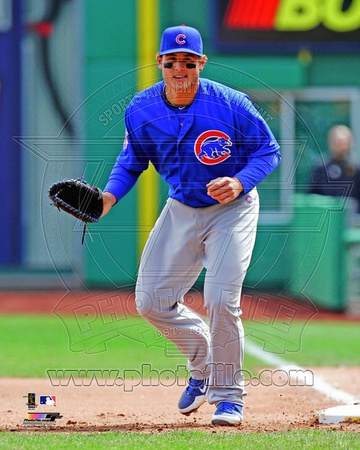 MLB Anthony Rizzo 2013 Action Photo