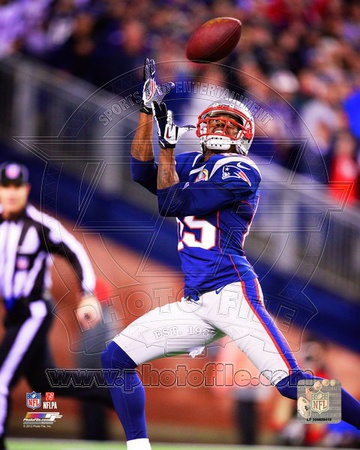 Brandon Lloyd 2012 Action Photo