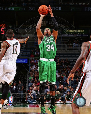 Paul Pierce 2012-13 Action Photo
