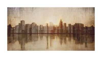 Skyline Giclee Print by  Amori