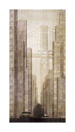Departures Giclee Print by  Amori