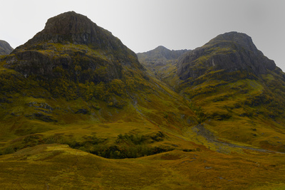 Glencoe, Highlands, Scotland, United Kingdom, Europe Photographic Print by Peter Richardson