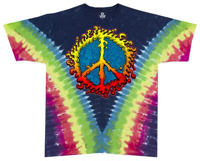 Peace Amoeba Shirt