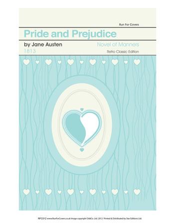 Pride and Prejudice Giclee Print