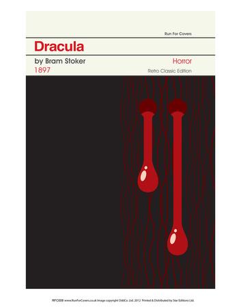 Dracula Giclee Print