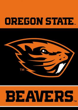 NCAA Oregon State Beavers 2-Sided Garden Flag Flag
