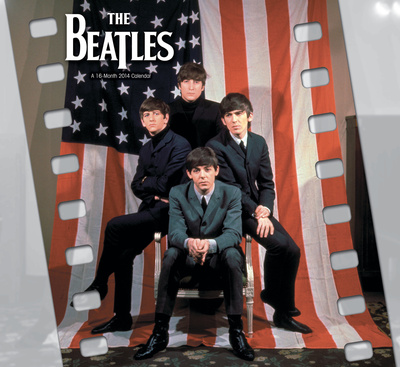 The Beatles - 2014 Calendar Calendarios