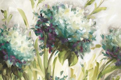 Hydrangea Field Posters by Lisa Audit