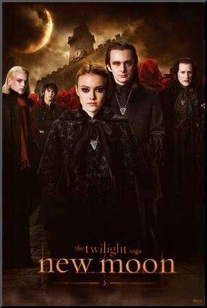 Twilight - New Moon Mounted Print