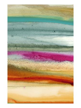 Sunset Splash C Giclee Print by Tracy Hiner