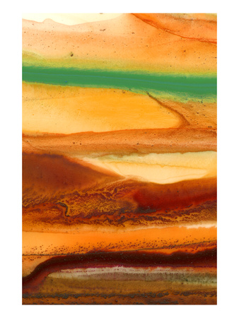 Sunset Splash D Giclee Print by Tracy Hiner