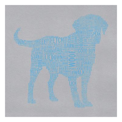 Lab 1a Giclee Print by Stella Bradley
