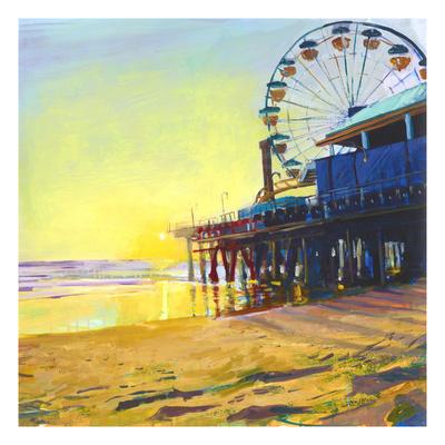California Dreaming 2 Giclee Print by Mercedes Marin
