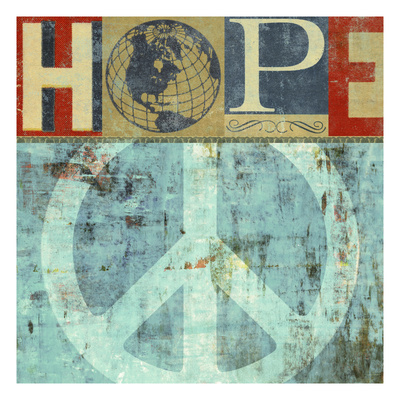Hope Giclee Print by Stella Bradley