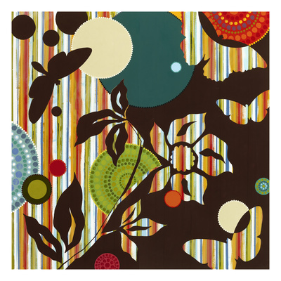 Night Clearing Giclee Print by Lisa Kesler