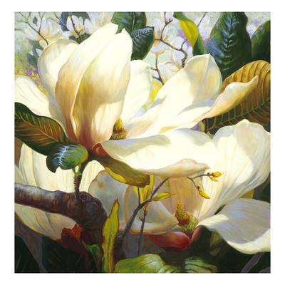 Fragrant Spring Giclee Print by Elizabeth Horning