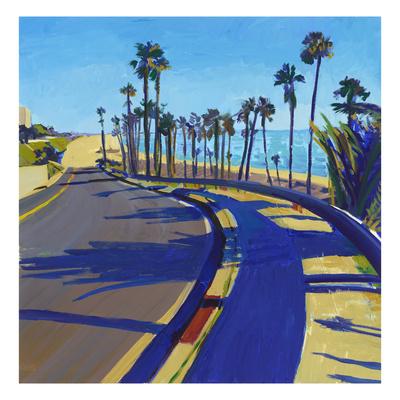 California Dreaming 3 Giclee Print by Mercedes Marin