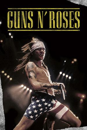 Guns N Roses (Shorts)  Prints