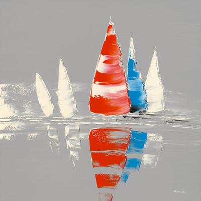 Dans le vent I Prints by Guy Fontdeville