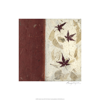 Earthen Textures XII Limited Edition by Beverly Crawford