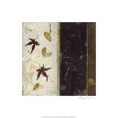 Earthen Textures XV Limited Edition by Beverly Crawford