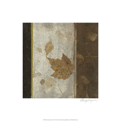 Earthen Textures XVI Limited Edition by Beverly Crawford