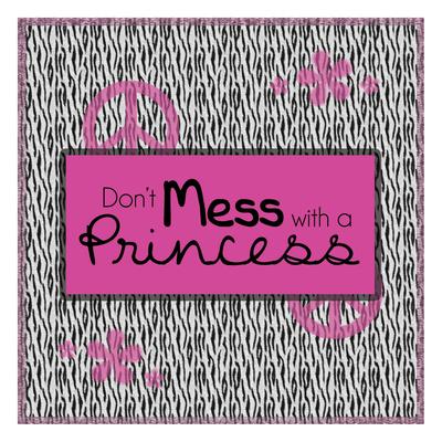 Princess 2 Print by Lauren Gibbons