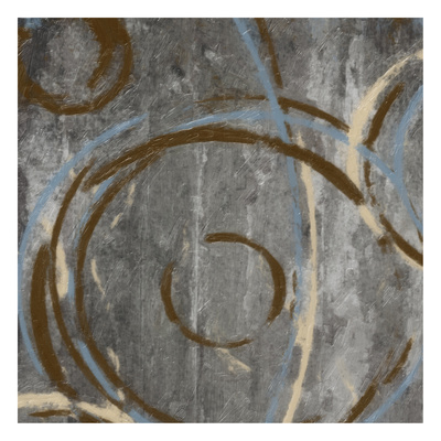 Amani Circles II Posters by Taylor Greene