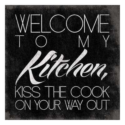 Kitchen Mate Prints by  OnRei