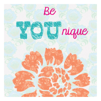 Be You Nique Prints by Taylor Greene