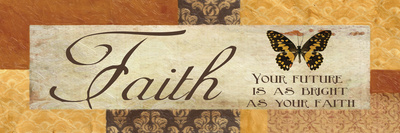 Faith Your Future Prints by Taylor Greene