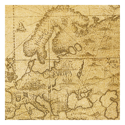 Map Prints by Taylor Greene
