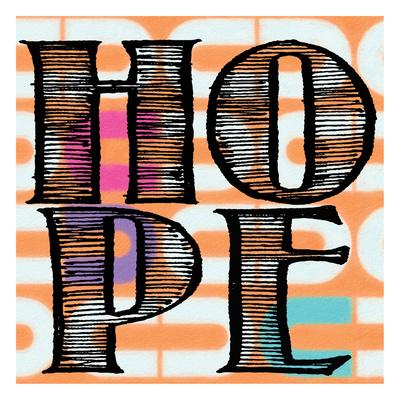 Hope Art by Taylor Greene