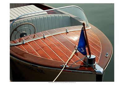 Antique Boating III Prints by Danny Head