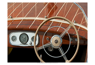 Antique Boating II Posters by Danny Head