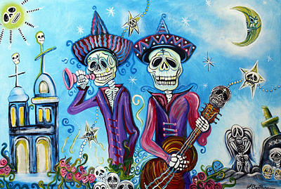Secrets of the Mariachi Poster Posters