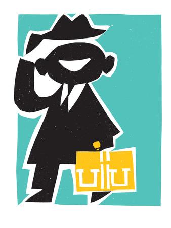Salesman Posters by  Print Mafia