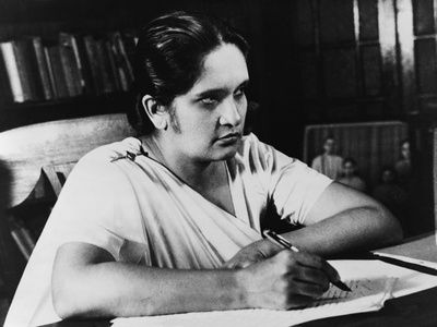 Sirimavo Bandaranaike Was the Modern World's First Female Head of Government, 1960s Photo