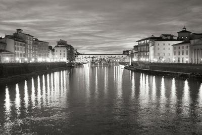 Ponte Vecchio I Photographic Print by Rita Crane