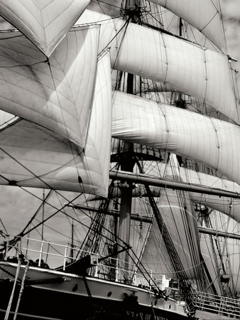 Star of India II Photographic Print by George Johnson